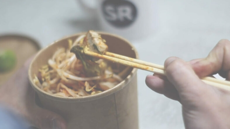 Image for Noodles & natter